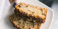 Now is the time to make banana bread