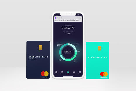 About Starling Bank - Starling Bank